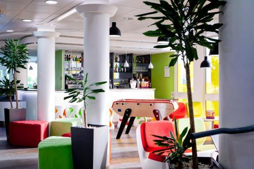 Ibis Styles Lyon Villeurbanne Parc de la Tête d'Or : Hotel near Villeurbanne