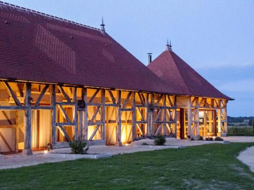 Hameau des Damayots : Bed and Breakfast near Vaumas