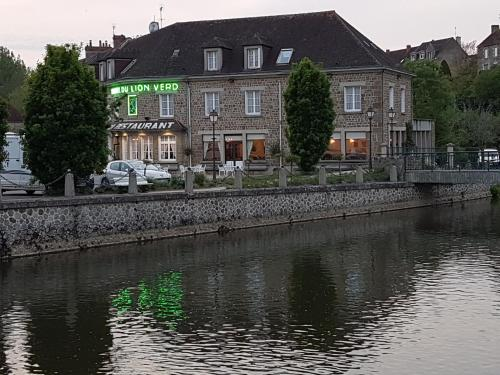 Le Lion Verd : Hotel near Sentilly