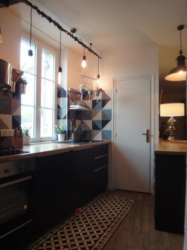 Appartements d´Artiste : Apartment near Les Eyzies-de-Tayac-Sireuil
