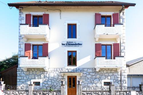Les Z'hirondelles : Guest accommodation near Clermont