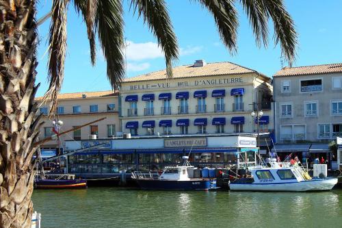 Hôtel Belle Vue d'Angleterre : Hotel near Le Grau-du-Roi