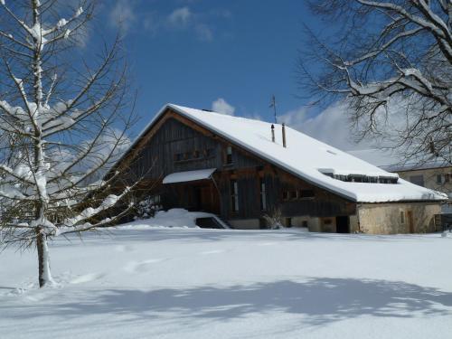 Gite Haut Doubs : Apartment near Villers-le-Lac