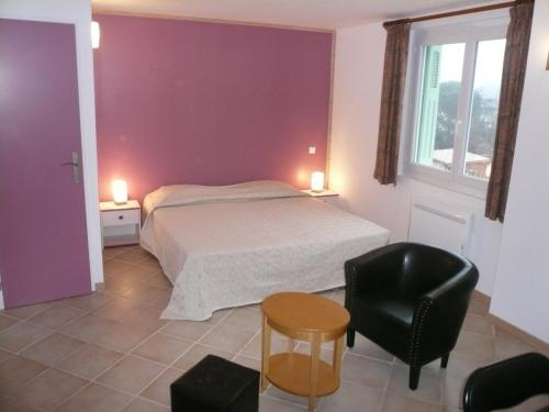 Chambres d hotes Lou Recantou : Bed and Breakfast near Lamalou-les-Bains