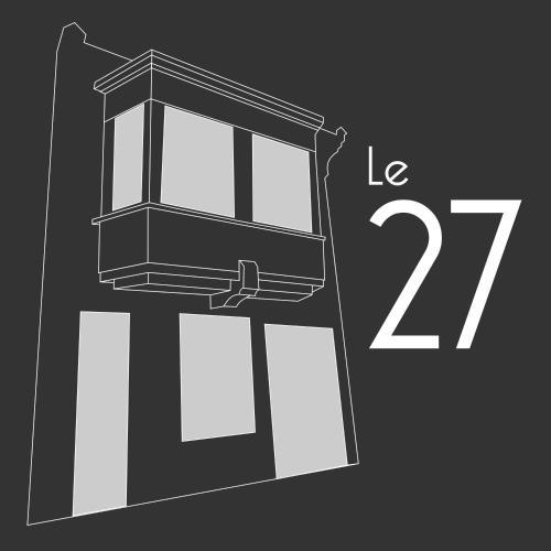 Le 27 : Apartment near Pia