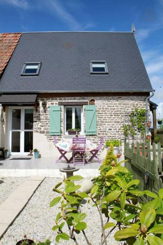 Gite du courtils : Guest accommodation near Saint-Aubin-de-Terregatte