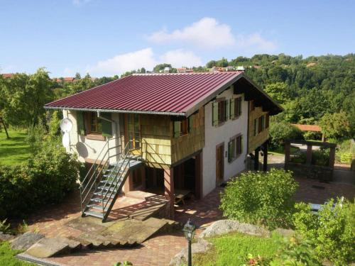 Maison De Vacances - Harreberg I : Guest accommodation near Saint-Jean-Kourtzerode
