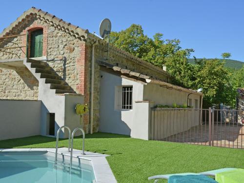 Villa Molières-sur-Cèze : Guest accommodation near Robiac-Rochessadoule