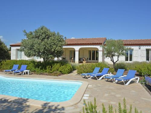 Holiday home Escales : Guest accommodation near Montbrun-des-Corbières