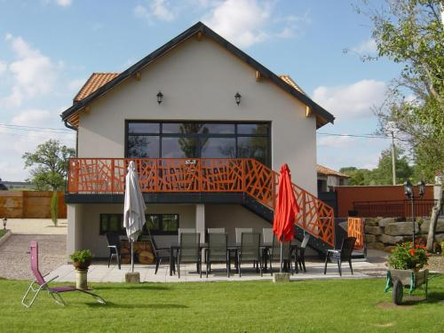 Maison De Vacances - Horville-En-Ornois 2 : Guest accommodation near Paroy-sur-Saulx