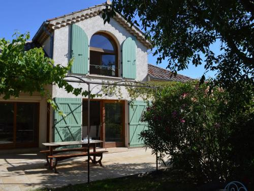 Holiday home Les Vans : Guest accommodation near Bonnevaux