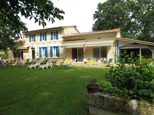 Les Maisons de Léon : Guest accommodation near Margaux
