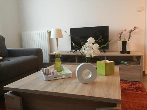 Jasmin : Apartment near Rouen