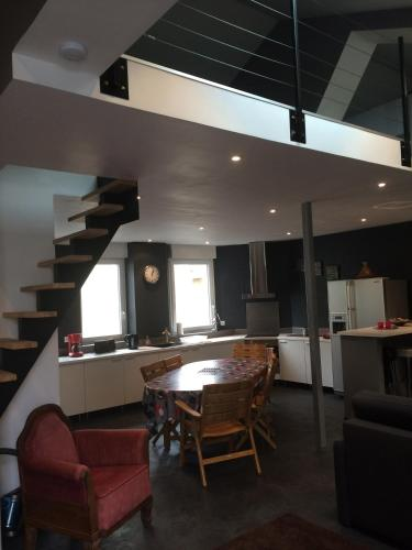 Gite de l'Atelier : Apartment near Chouain