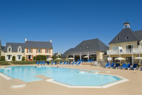 Résidence Pierre & Vacances Green Beach : Guest accommodation near Étréham