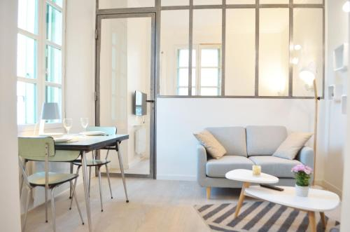 Le Cheval Blanc : Apartment near Clapiers