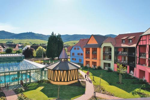 Résidence Pierre & Vacances Le Clos d'Eguisheim : Guest accommodation near Oberhergheim