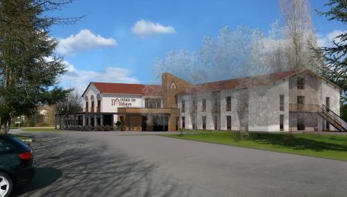 Relais De L'abbaye : Hotel near Fleury-la-Montagne