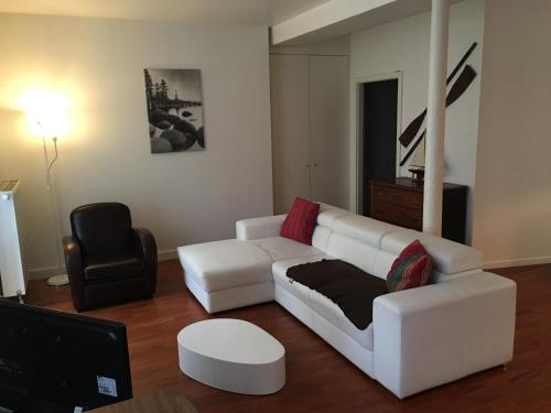 Quai des bateliers : Apartment near Strasbourg