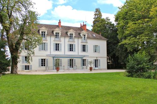 Château de tailly : Guest accommodation near Corcelles-les-Arts