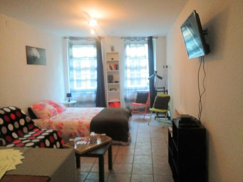 cosy studio : Apartment near La Maxe