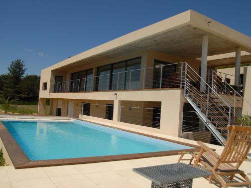 Villa Fleurie : Guest accommodation near Saze