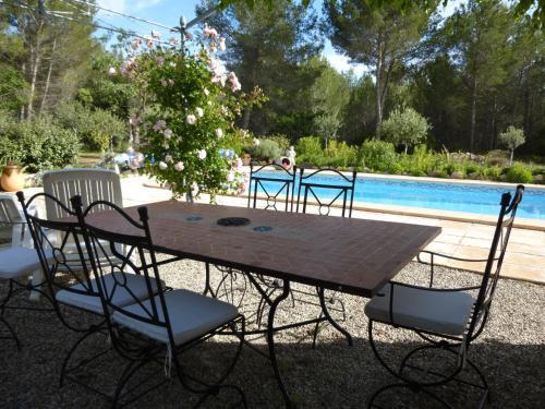 Lambesco : Guest accommodation near Lambesc