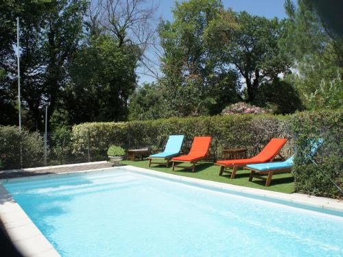 Villa Camelia : Apartment near Bourdic