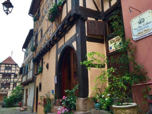 L Etable : Apartment near Riquewihr