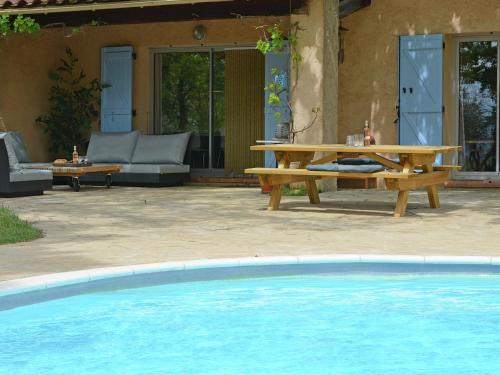 Les Roses : Guest accommodation near Aups