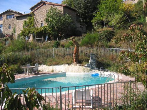 Vue Panoramique : Guest accommodation near Mézilhac