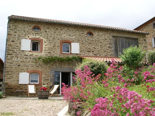 La Fenière : Guest accommodation near Moriat