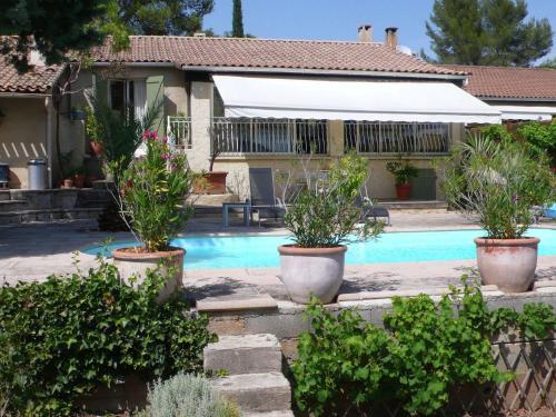 Au coeur du Var : Guest accommodation near Besse-sur-Issole