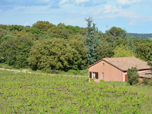 Calme Et Vignes Près De Montpellier : Guest accommodation near La Boissière