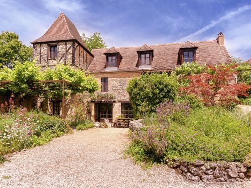 Domaine De La Borderie : Guest accommodation near Mouzens