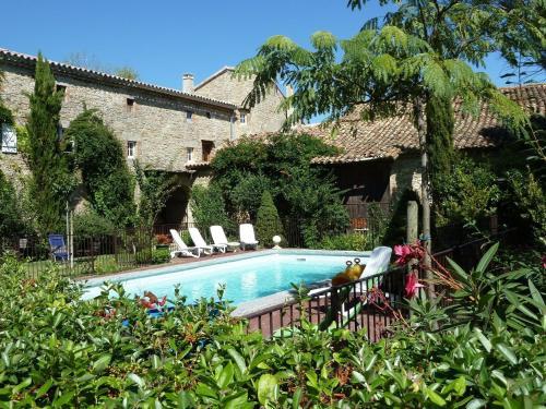 Le Mas De L Antiquaire : Guest accommodation near Saint-Hippolyte-de-Caton
