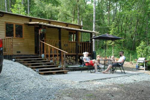 Le Terrier Blanc : Guest accommodation near Chaillac
