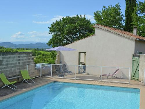 Le Chêne : Guest accommodation near Saint-Privat-de-Champclos