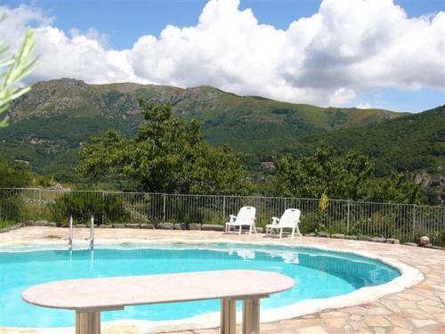 Vue Panoramique 2 : Guest accommodation near Saint-Andéol-de-Fourchades