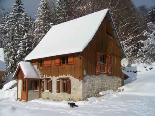 Gîte de Terre Blanche : Guest accommodation near Merlas