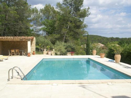 Maison De Vacances - Saint-Antonin-Du-Var 1 : Guest accommodation near Saint-Antonin-du-Var