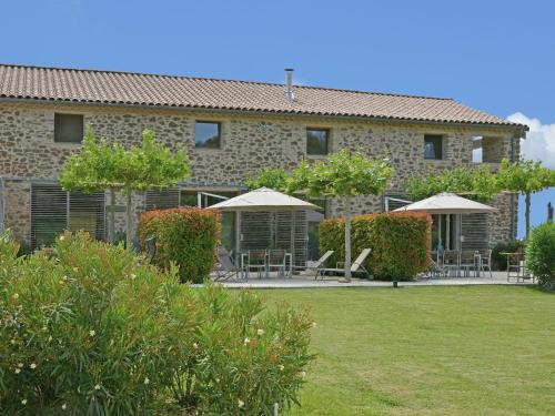 Gîtes Grenache en Syrah samen 10 personen : Guest accommodation near Rieux-Minervois