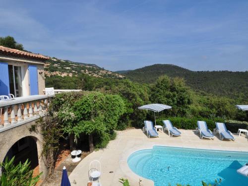 Lotissement le Puits : Guest accommodation near La Londe-les-Maures