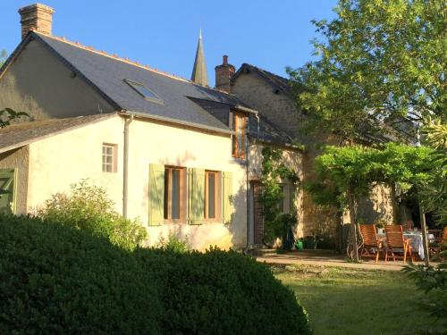 Maison De Vacances - Tintury : Guest accommodation near Saint-Saulge