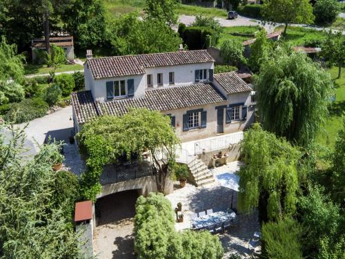 Le Mas du vieux lavoir : Guest accommodation near Saint-Paul-en-Forêt