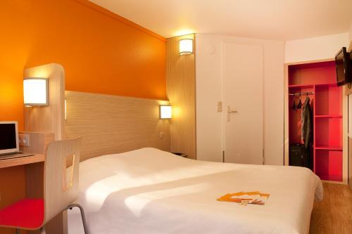 Première Classe Montélimar Les Tourrettes : Hotel near Cruas