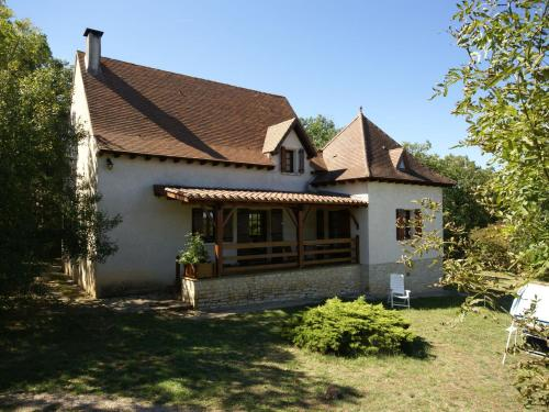 Maison De Vacances - Labastide-Du-Vert : Guest accommodation near Luzech
