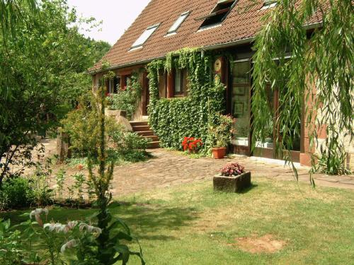 Ecogite Senteurs Des Bois : Guest accommodation near Hottviller
