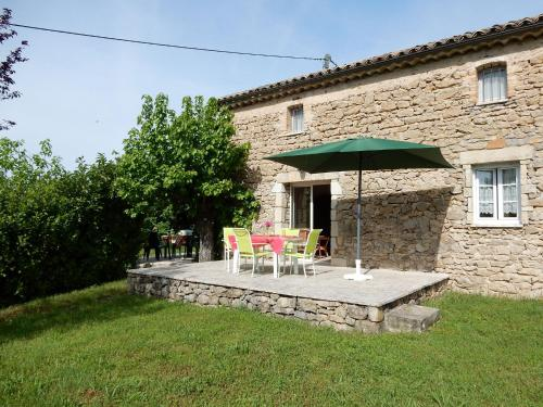 Maison De Vacances - Uzer : Guest accommodation near Uzer