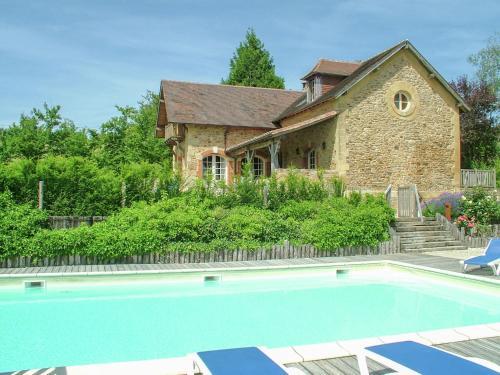 Maison La Guichardie : Guest accommodation near Salagnac